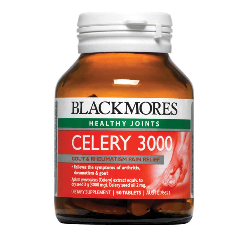 Blackmores Celery 3000 50 Tabs