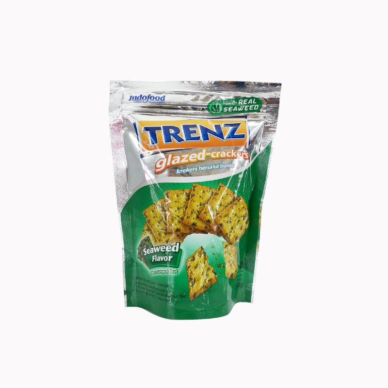 Trenz Glaze Cracker Seaweed 53G