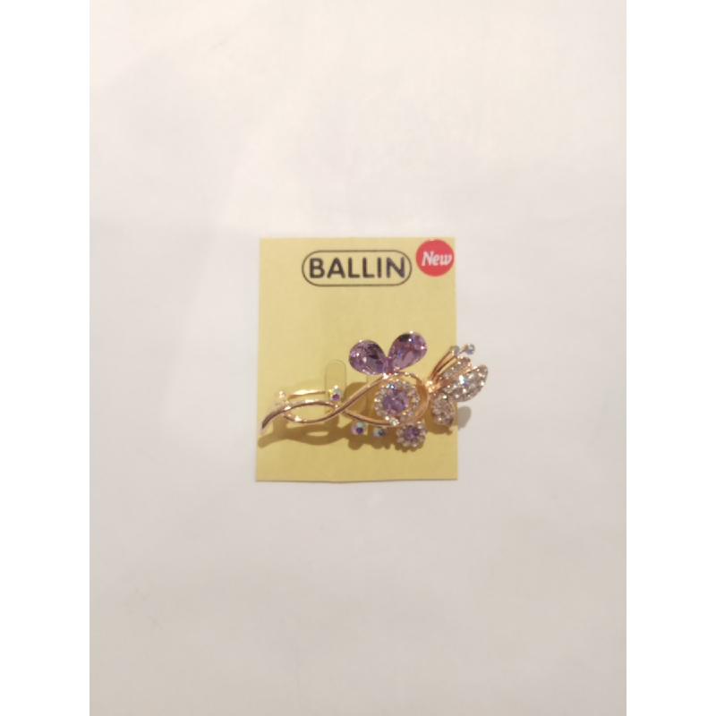 Ballin - Women Brooch LF BRXZ8070 19 Silver