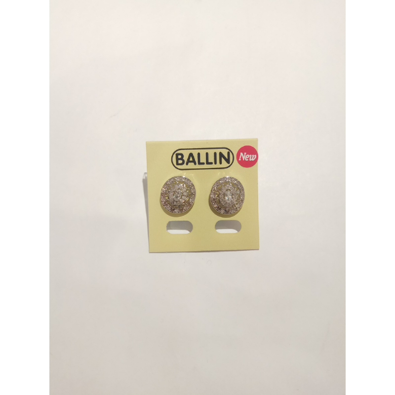 Ballin - Women Earring FF E0133S Silver
