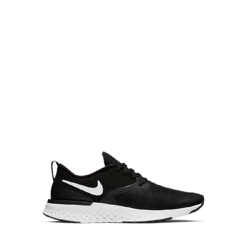 Nike Odyssey React 2 Flyknit Women Running Shoes Black