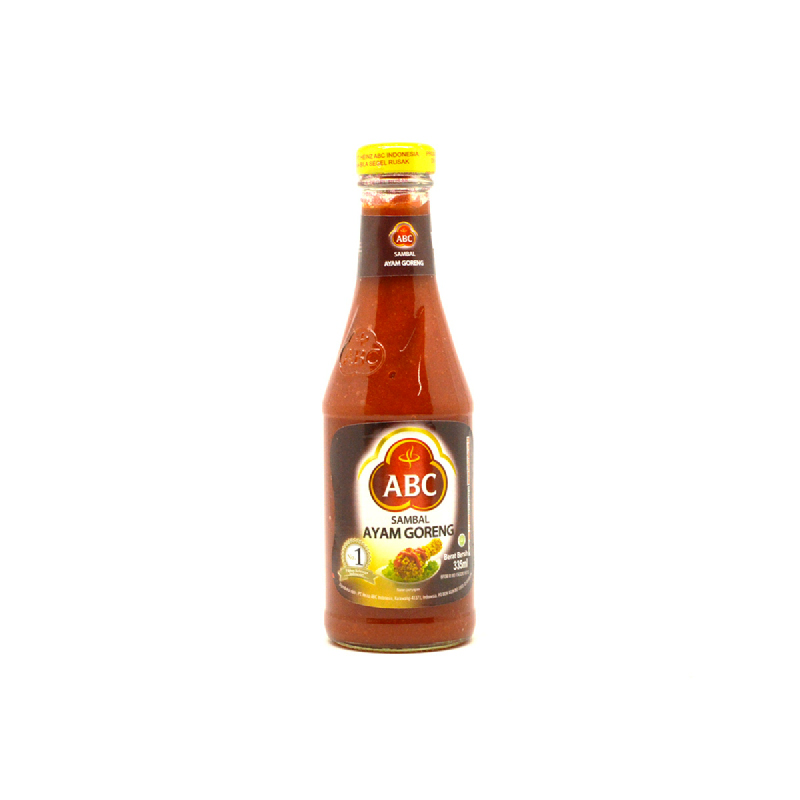 Abc Sambal Ayam Goreng 335 Ml