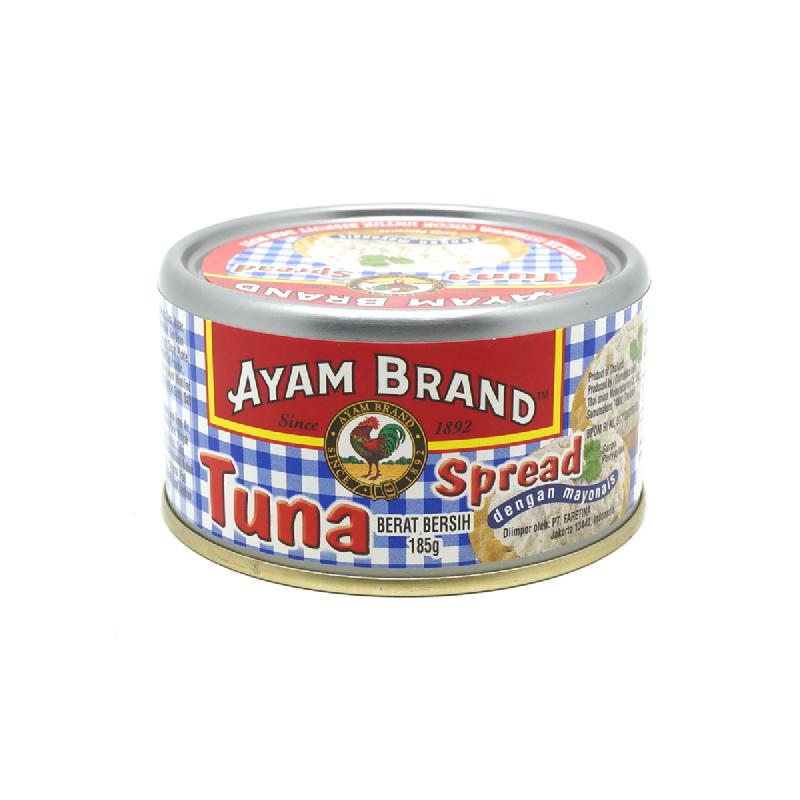 Ayam Brand Tuna Spread 185 Gr