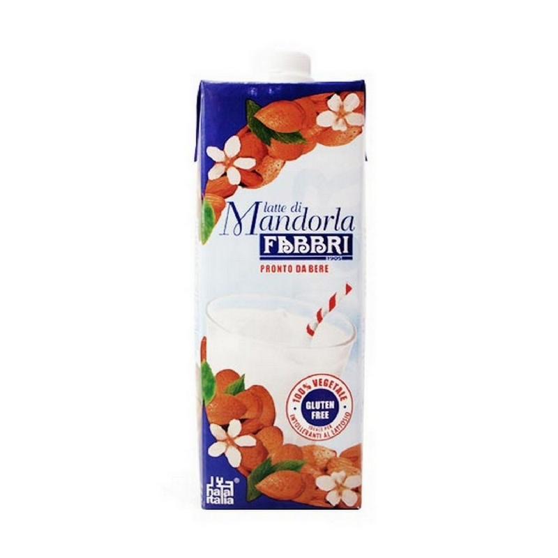 Fabbri Almd Milk Mandorla 1L