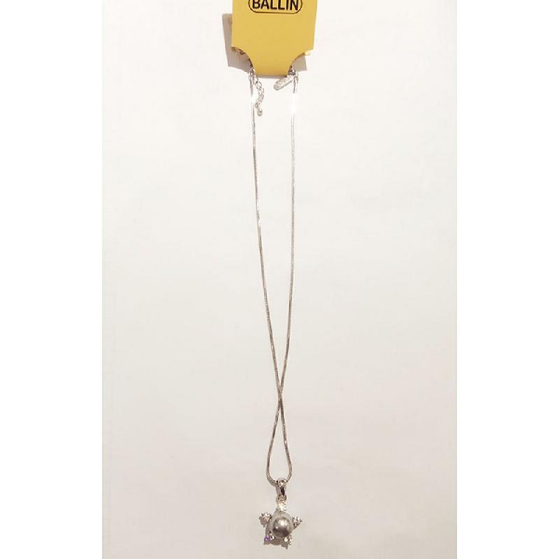 Ballin Women Necklace TM-N165SA Silver