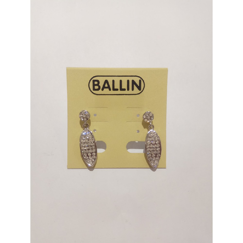 Ballin Women Earing YZ-E89545 Silver