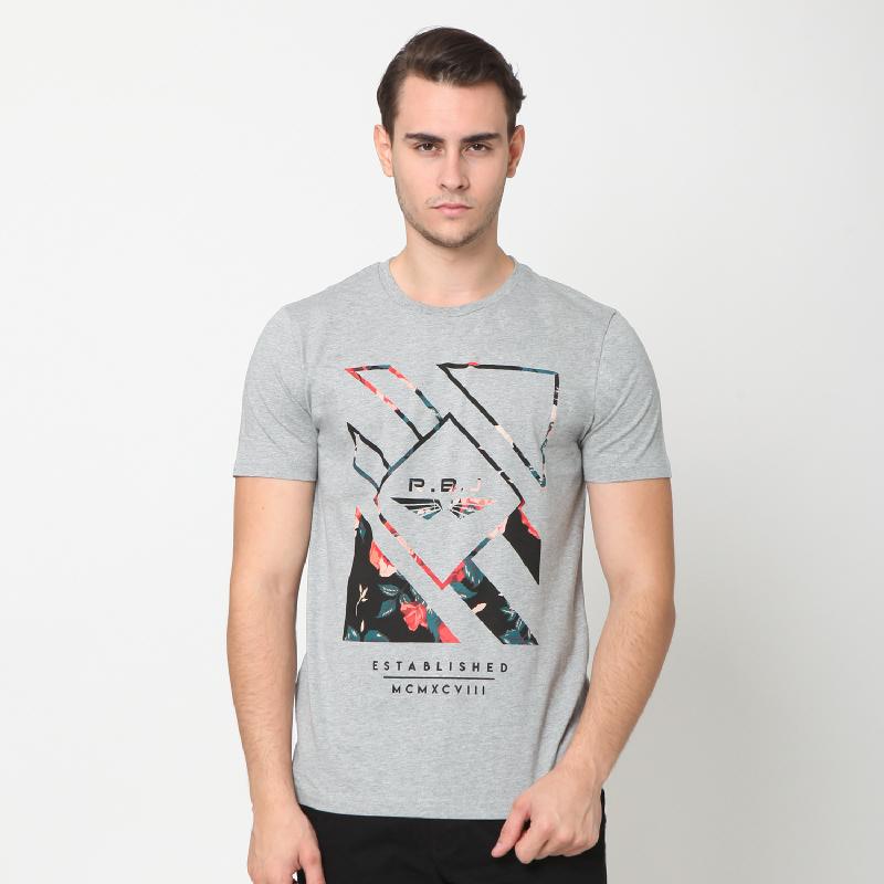RBJ Tshirt Pria 2071870031 Misty