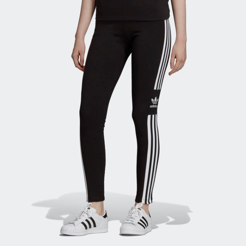 Adidas Trefoil Tights DV2636 Black