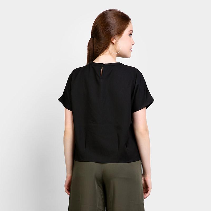 Elle YJR-16-160216B Black Blouses