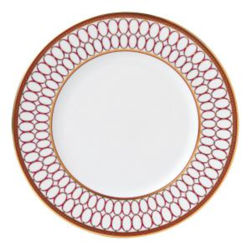 Renaissance Red - Plate 15cm (5.9 inch)