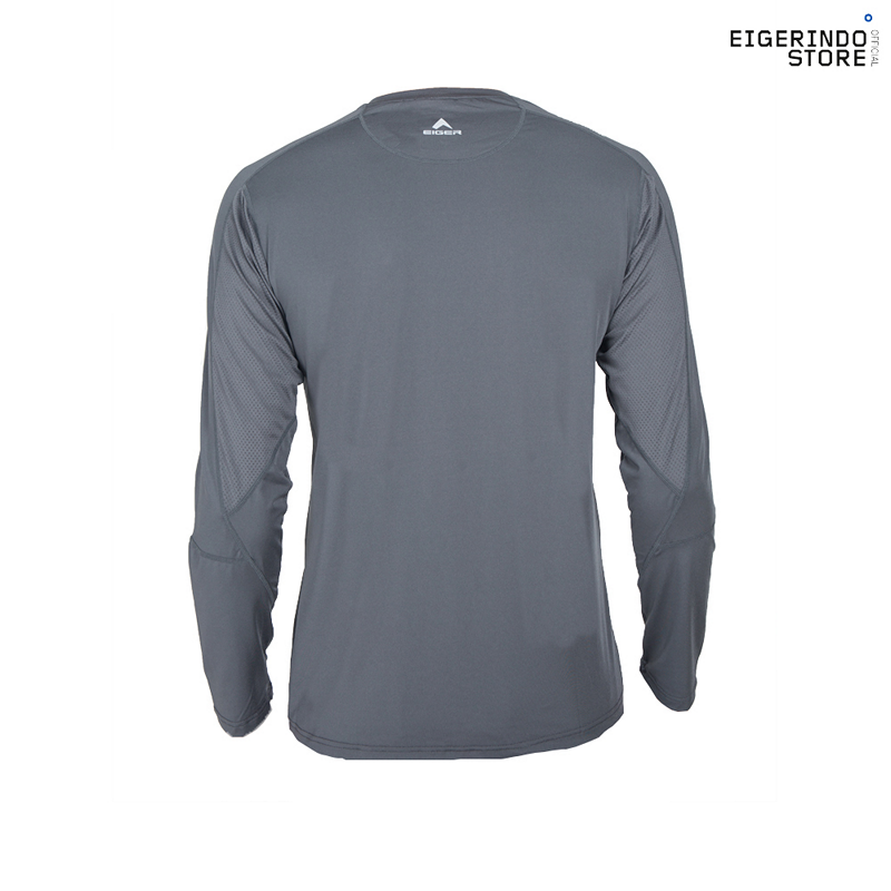 Eiger Pathfinder 2.0 Hiking T-shirt Dark Grey