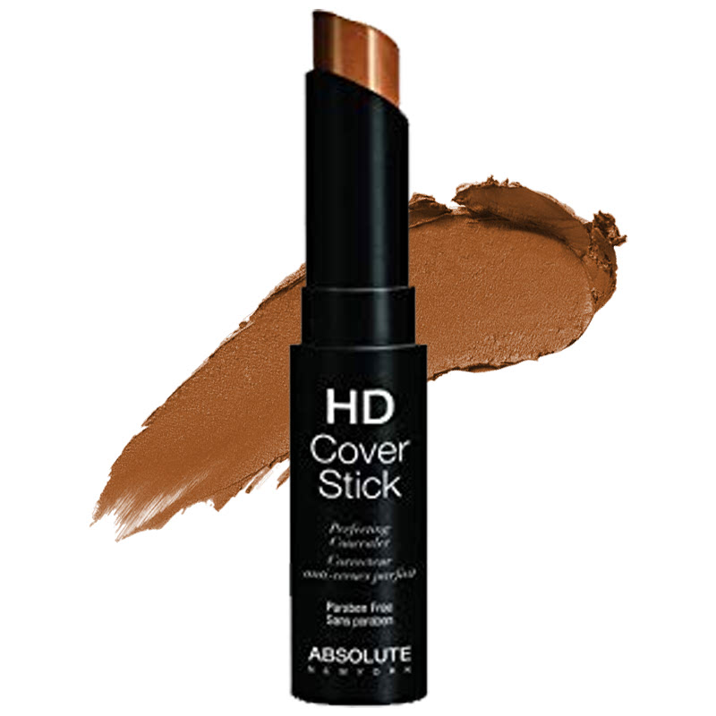 Absolute New York HD Cover Stick Perfecting Concealer Toasted