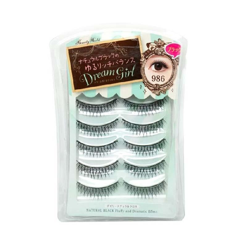 Lucky FLE 986 False Eyelash (5 pairs)