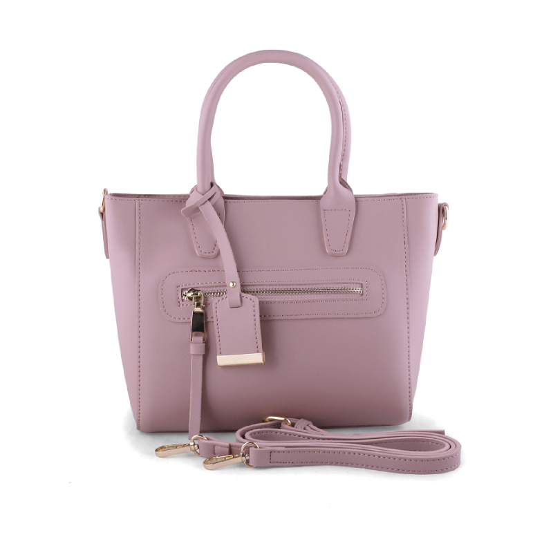 AliveLoveArts Winwin Hand-Sling Bags Dusty Pink