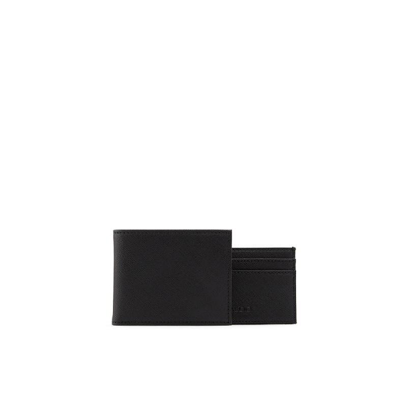 ALDO Men Wallet LEBSKO-001 Black