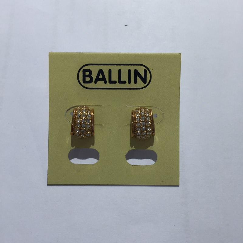 Ballin Women Earing GD-E16118G Gold