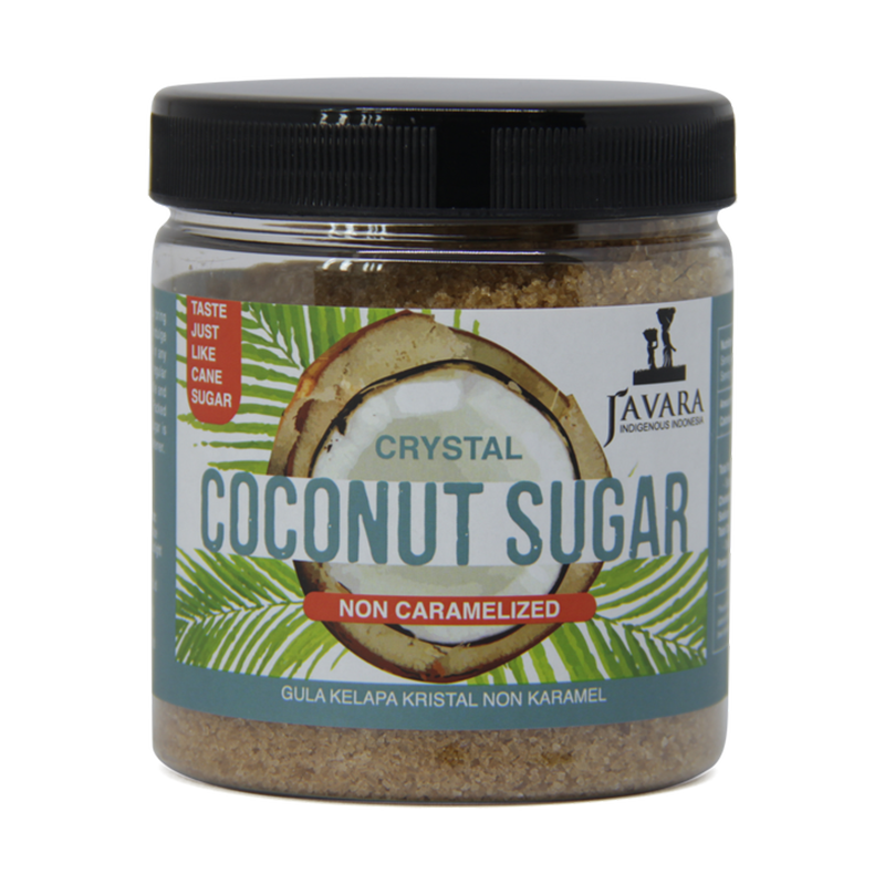 Javara Non Caramelized Crystal Coconut Sugar 400 gr