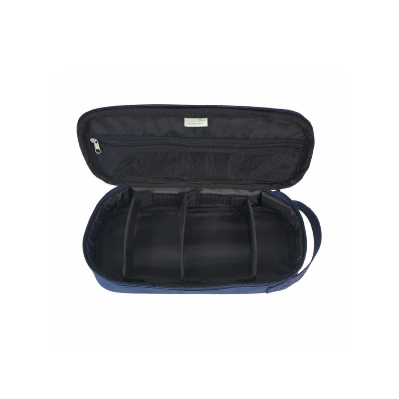 Traveltime 813 Cable Case Blue