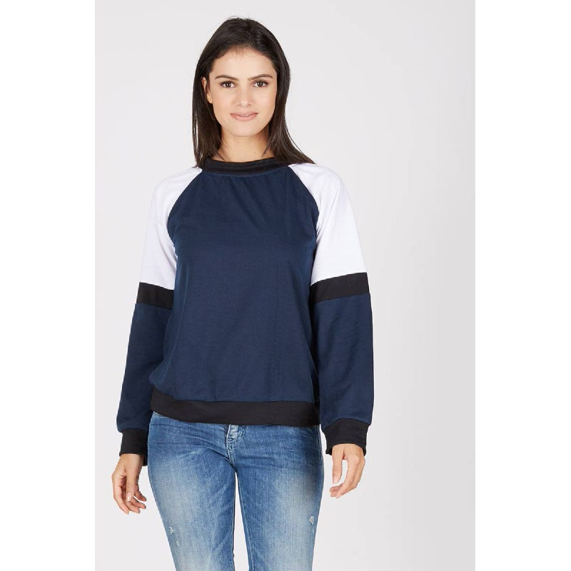 Caelan Block Sweater