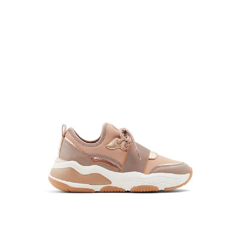 Aldo Ladies Footwear Sneakers REV-270 Bone