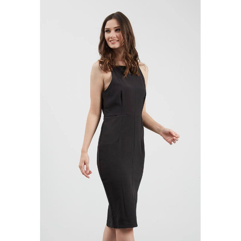 Gwen Groningen Dress in Black