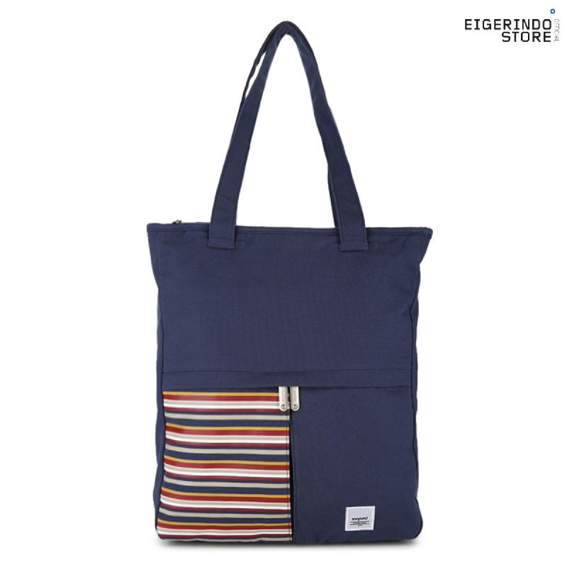 Exsport Fiducia (M) 02 Tote Bag - Blue