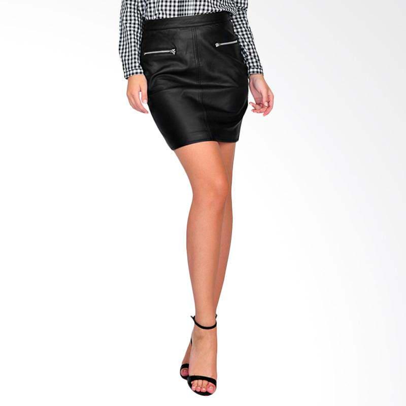 Spainblack Womens Skirt - Black
