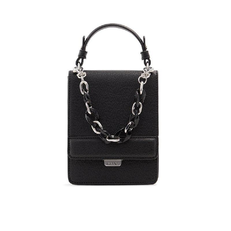 Aldo Ladies Cross Body Bags UNALITH-001-001 Black