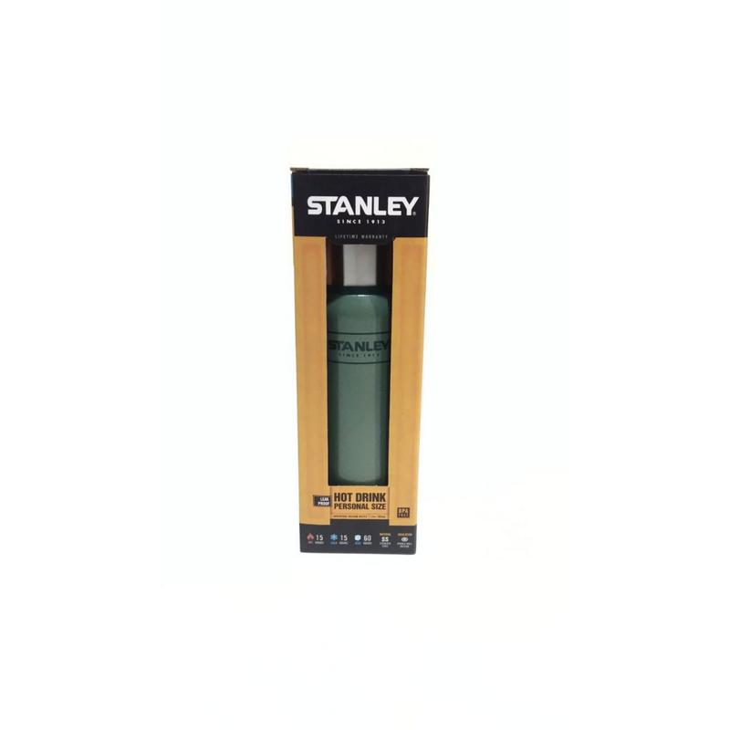 Stanley Seri Adventure Vacuum Bottle Botol Thermos [503 Ml] green