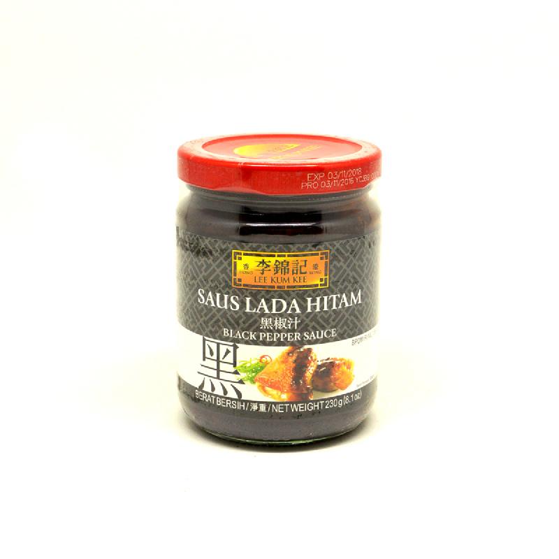 Lee Kum Kee Black Pepper 230 Gram