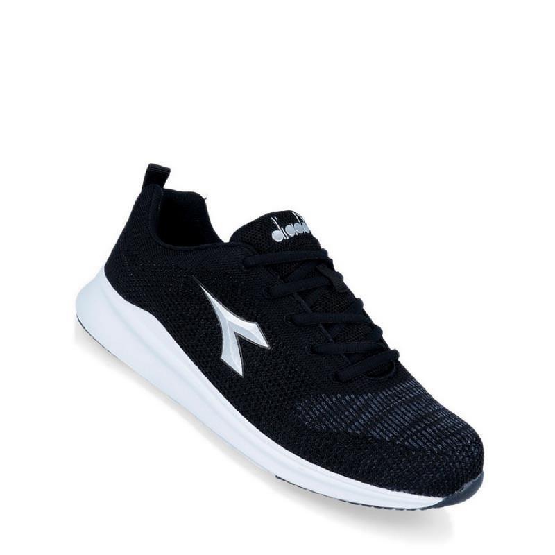 Diadora Renaldy Men Running Shoes Black
