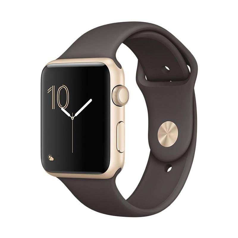 Apple Watch Series 2 Aluminium Sport Smartwatch - Gold [42 mm]