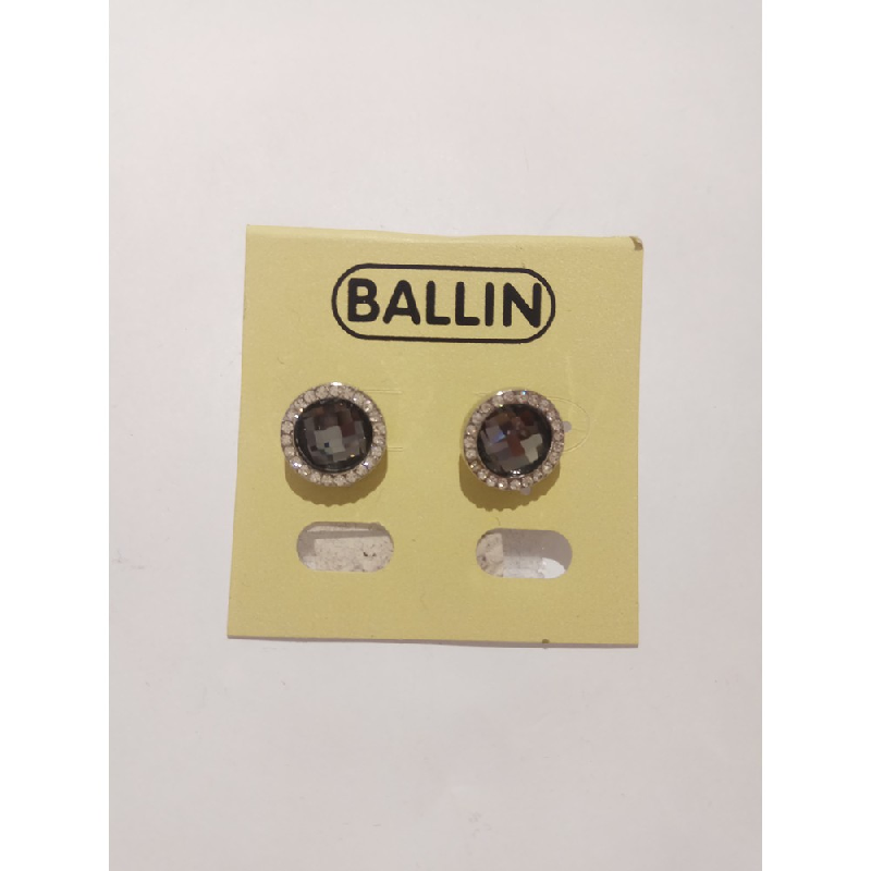 Ballin Women Earing TM-NE2335 Silver