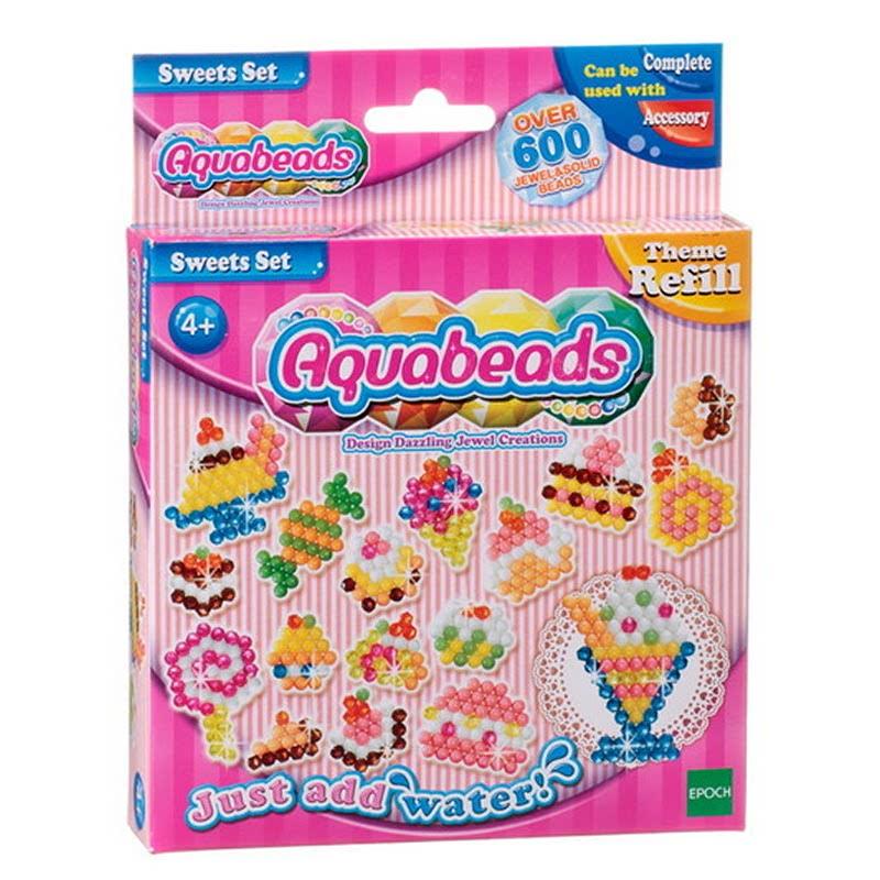 Aquabeads Sweets Set - Refill TEAQ791486