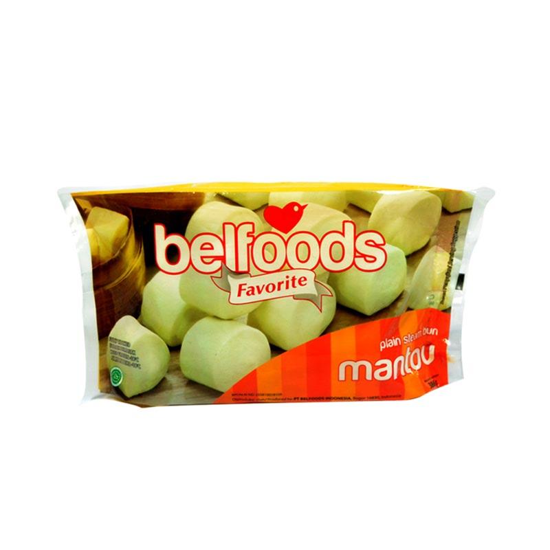 Belfoods Favorite Mantau Polos 386Gr