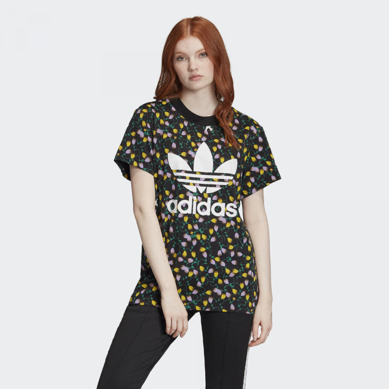 Adidas Allover Print Tee FL4112