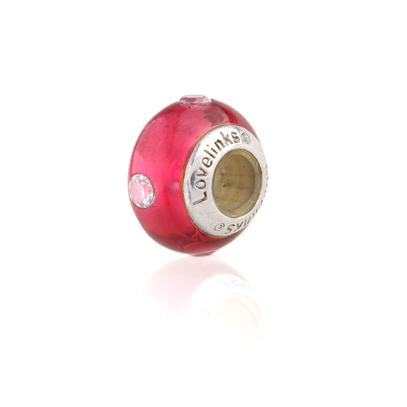 Lovelinks Murano Glass lm cz.142
