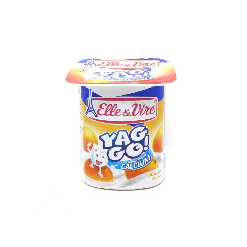 EV Yaggo Diary Dessert With Apricot 125g