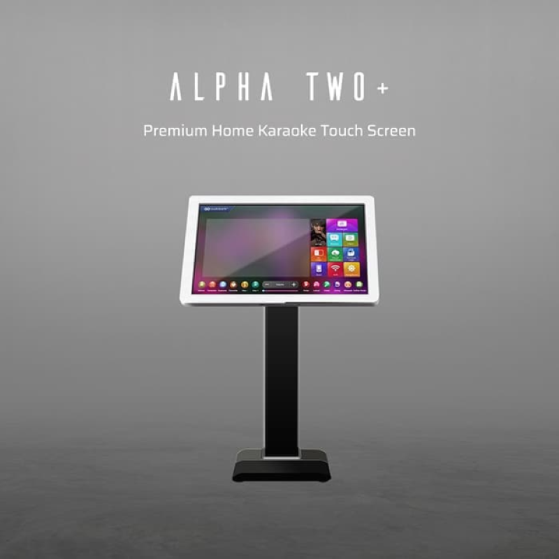 Audiobank Touch Screen Alpha Two+