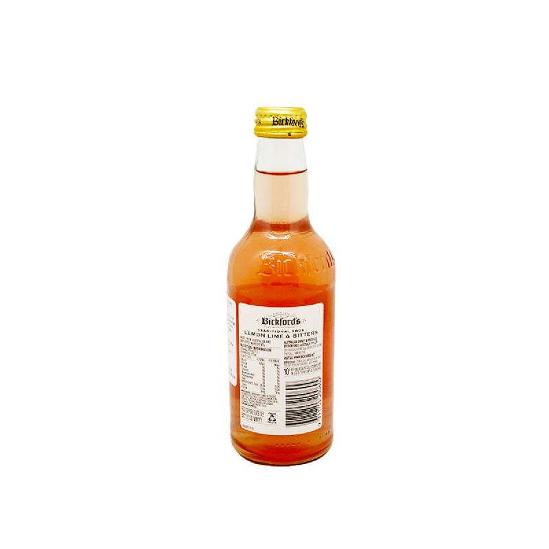 Bickfords Oldstyle Lemon Lime & Bitters   275 Ml