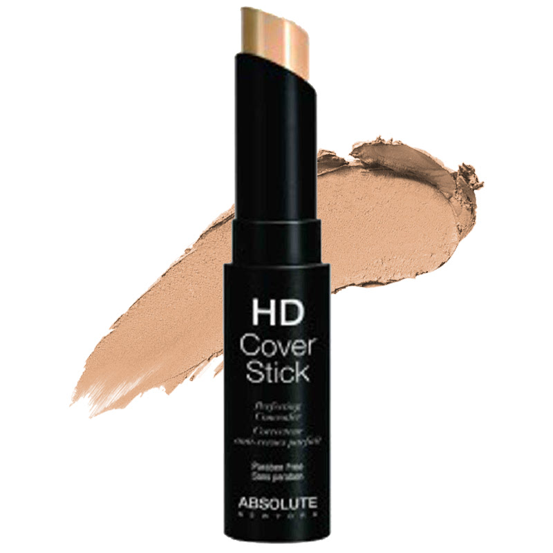 Absolute New York HD Cover Stick Perfecting Concealer Warm Sands