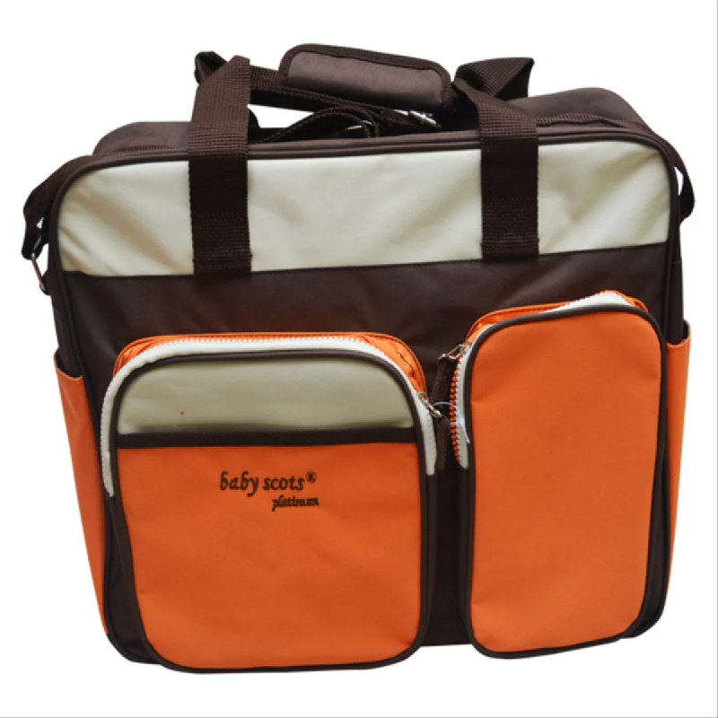 Baby Scots PlatinumScots Mommy Bag 062MB062 Orange