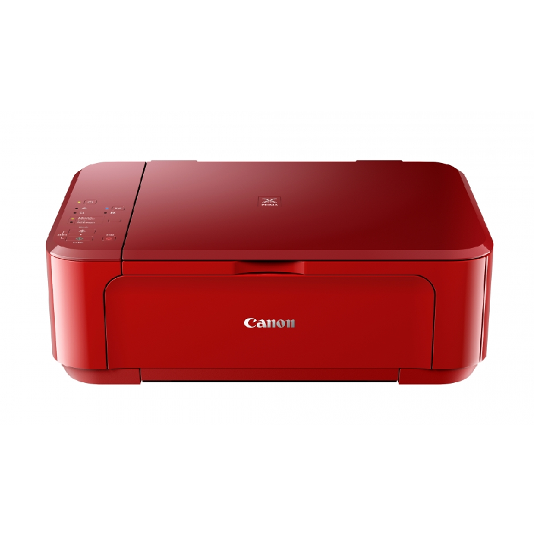 Canon Multifunction Inkjet Printer MG3670 Red