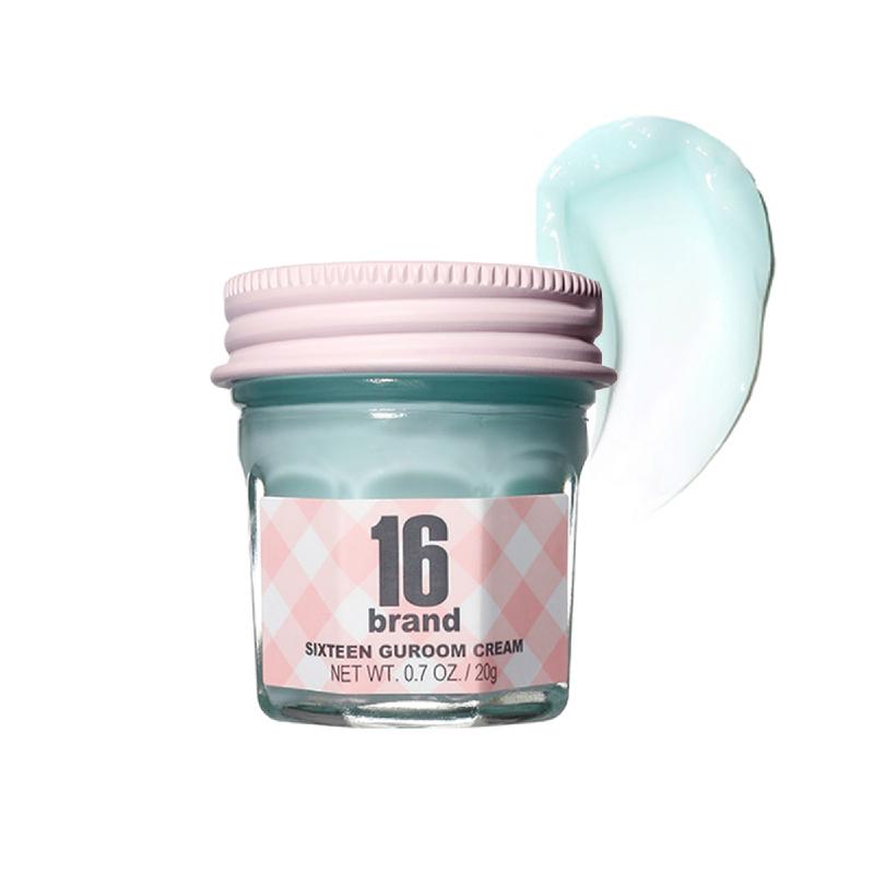 16brand Sixteen Guroom Cream Mint Cream