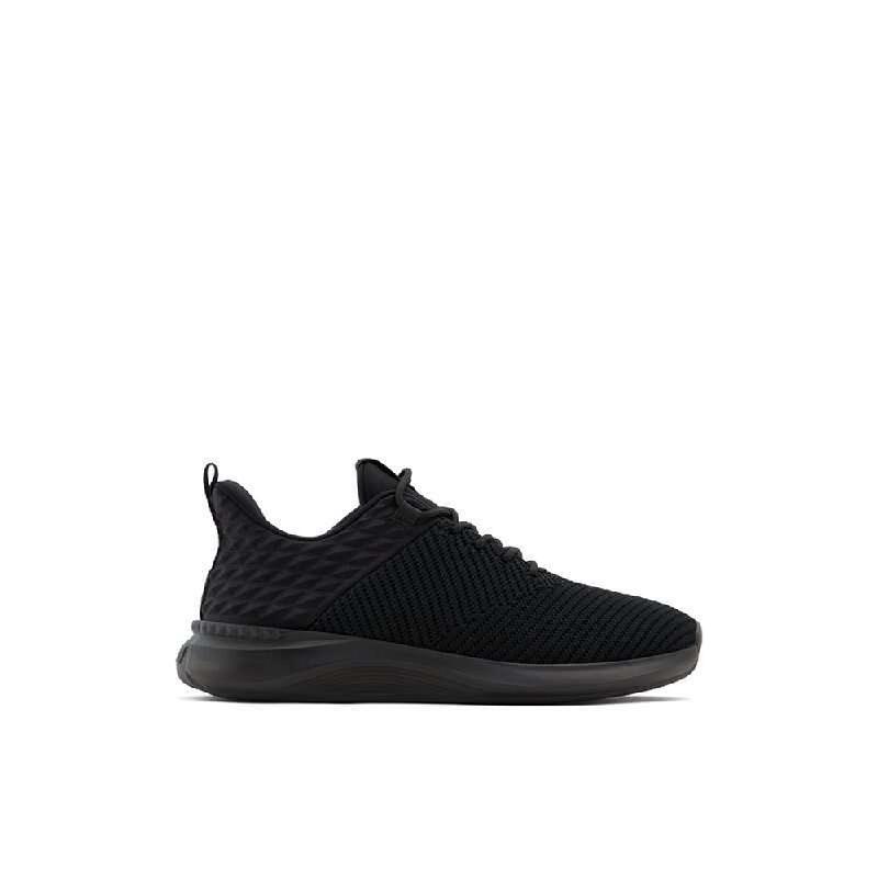 ALDO Ladies Footwear Sneakers RPPLCLEAR1B-008-Black