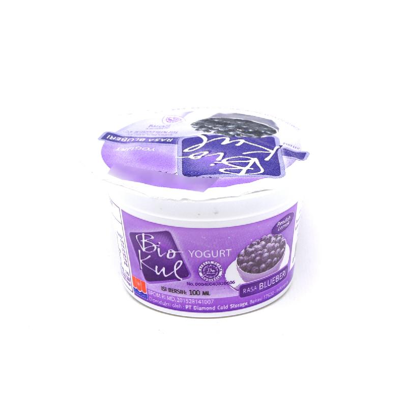 Biokul Stirred Bluberry 100Ml