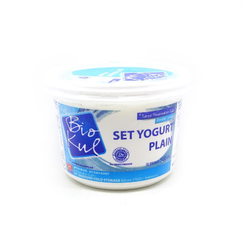 Biokul Set Yogurt 500 Ml