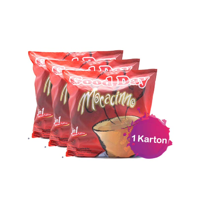 Good Day Kopi Mocacino Bag 30x20g (B2B)