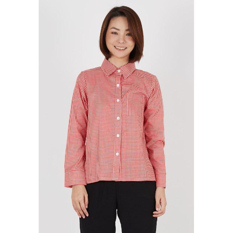 Ross Shirt Red