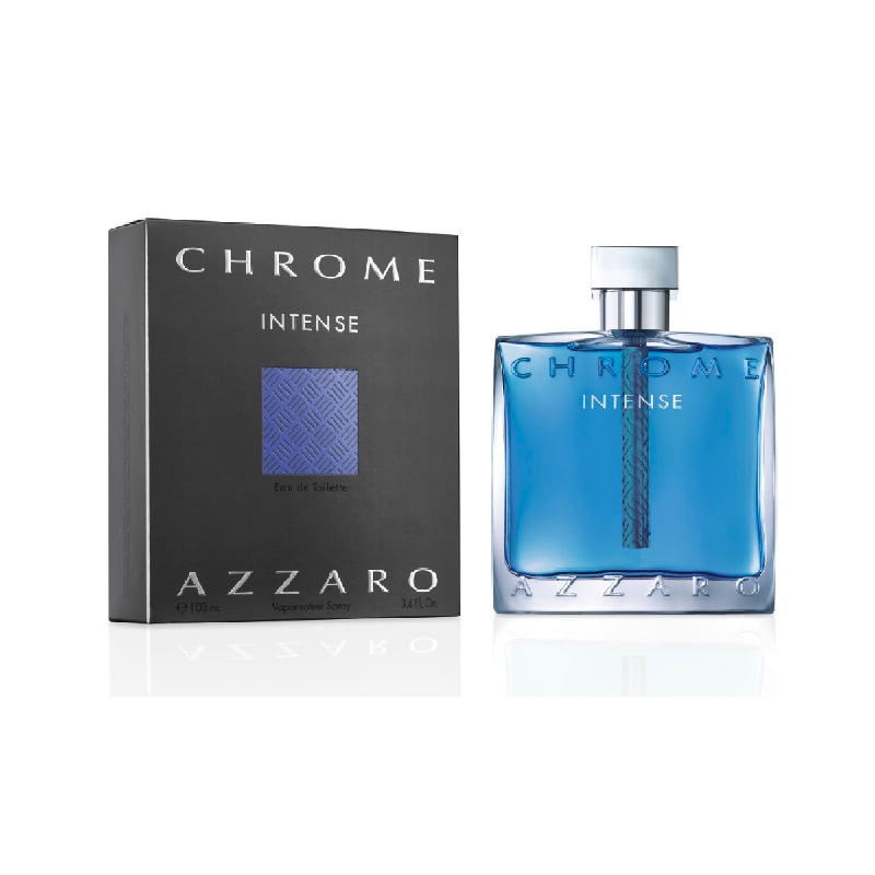Azzaro Chrome Intense EDT 100 ml